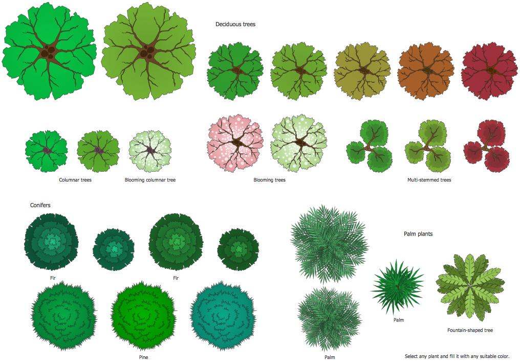 Design Elements Transparent Trees Peyzaj Cizimleri Peyzaj Agac