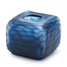 Bungalow 5 Rydel Vase - Navy Blue