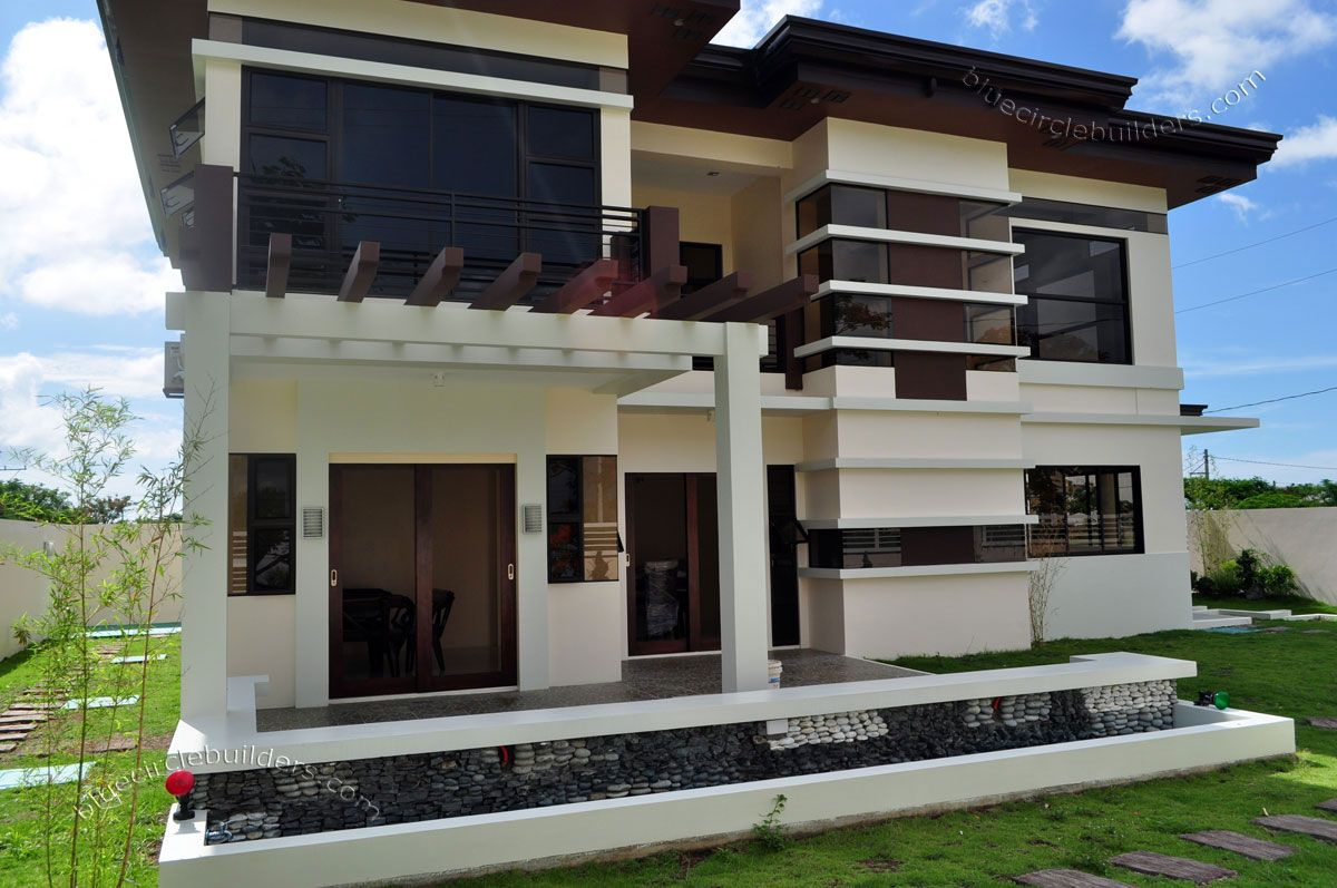 Philippine House Design Two Storey