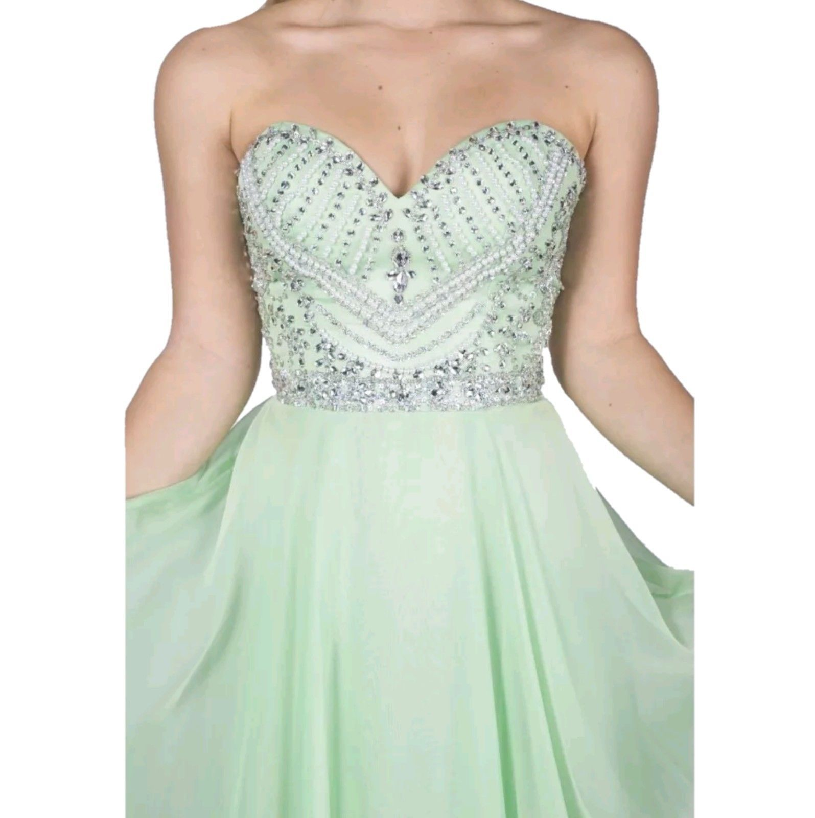 Cool awesome sherri hill prom dress u msrp style long