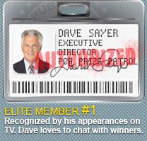 Dave Sayer - Executive Director, PCH PRIZE PATROL | PCH PP in 2019