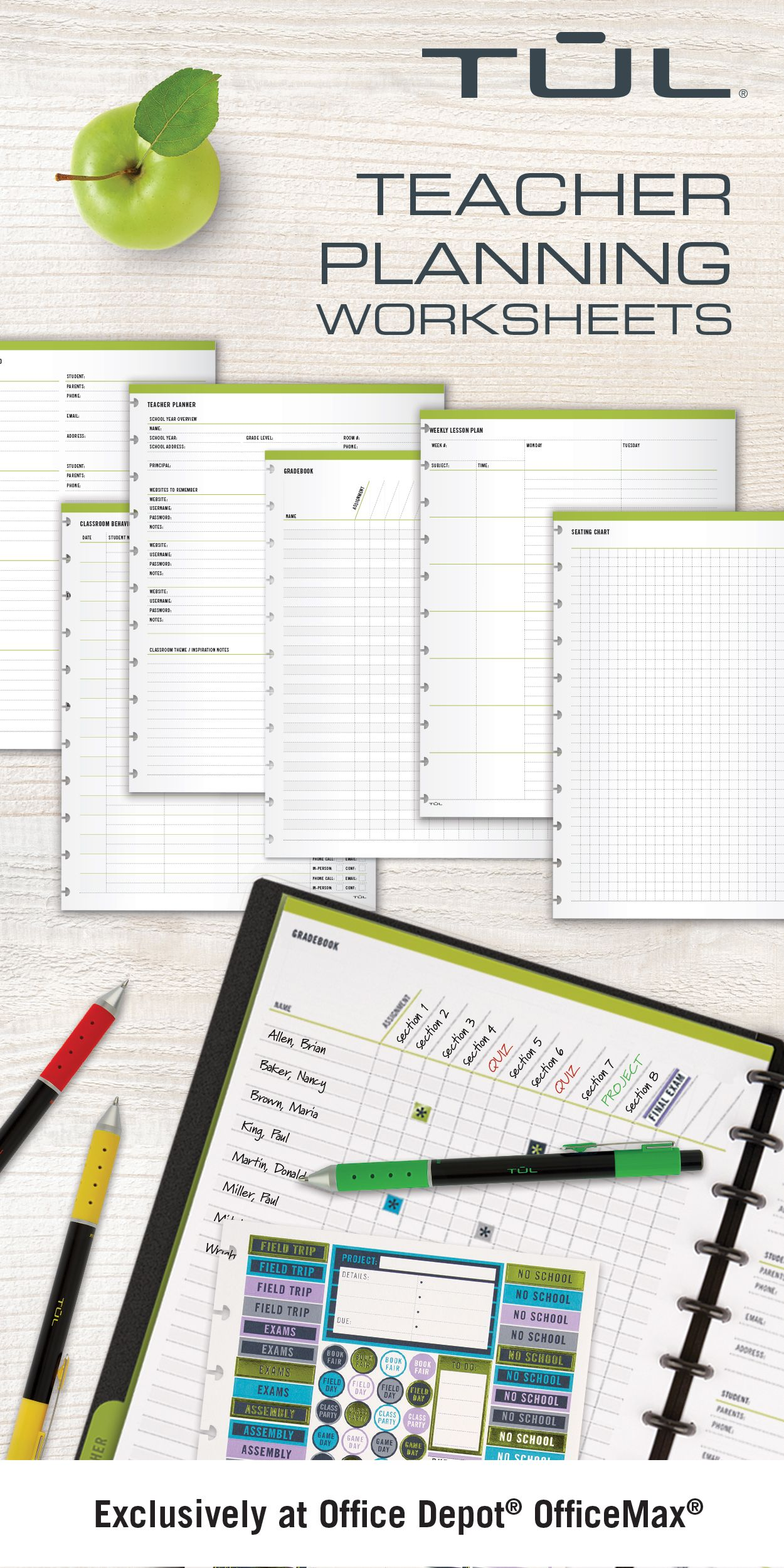 Simplify Your Teacher Planning Tasks With The Help Of The