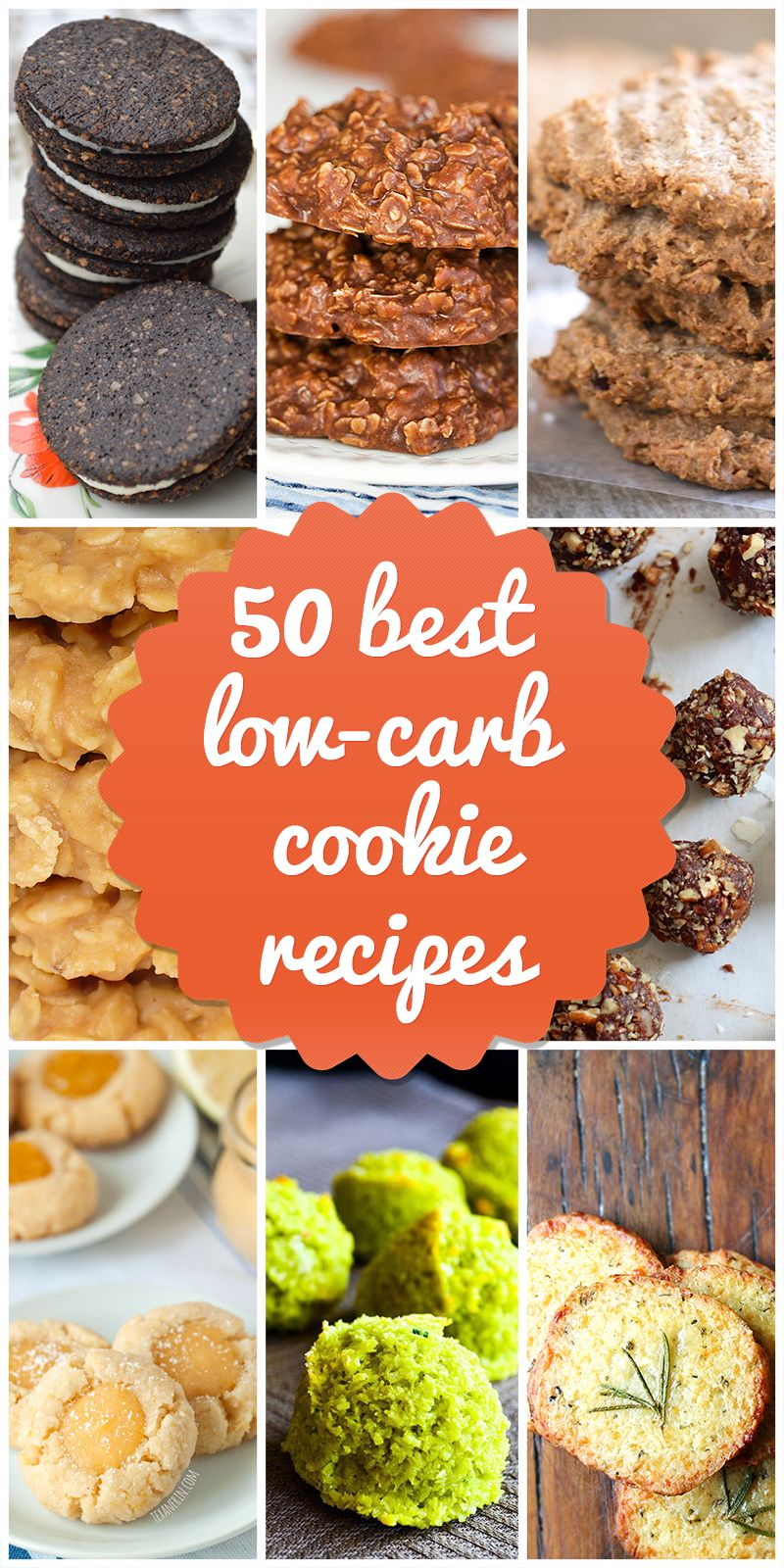 50 Best Low-carb Cookies to Keep You Baking All Year   //www ...
