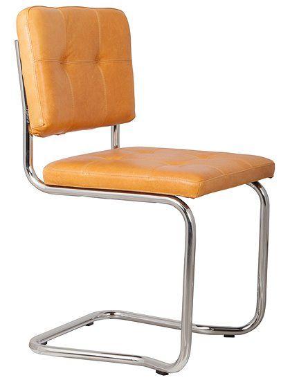 Freischwinger stühle leder weiss  Freischwinger/ Stuhl, Leder - CAR möbel | dear diningroom ...