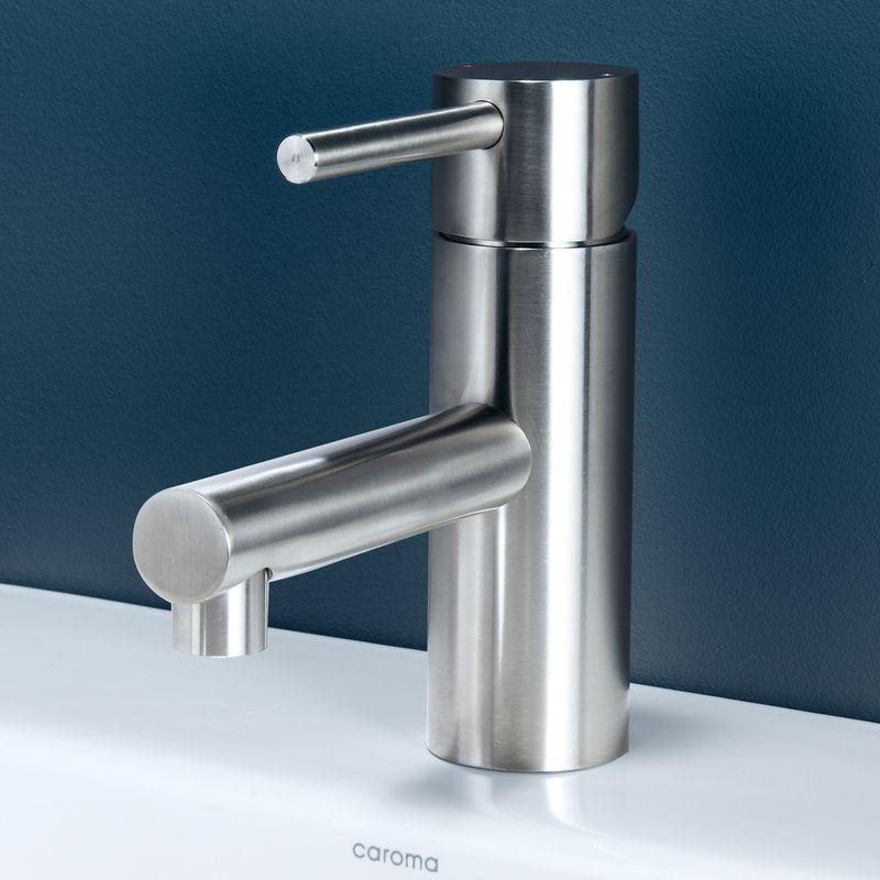 Caroma Titan Basin Mixer - stainless steel   Bathroom   Pinterest ...