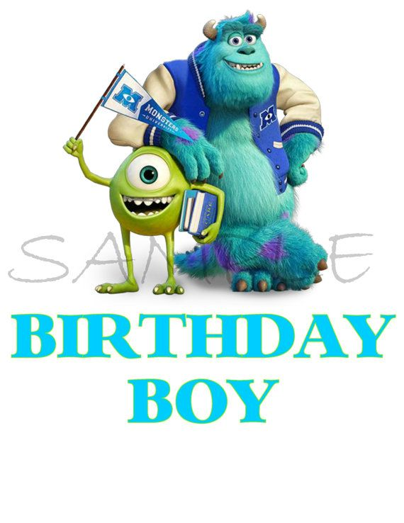 Pin By Ashanti Banks On Braylens Monsters Univ Party Pinterest
