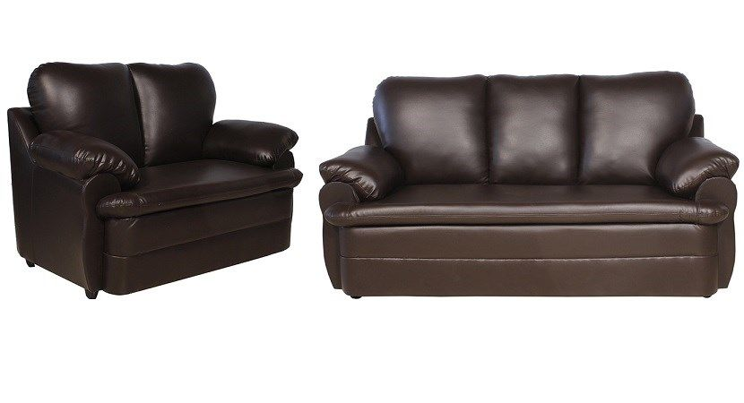 Buy Bantia Pisa Sofa Set3 Online India At Best Price Leather Sofa Sofa Set Sofa