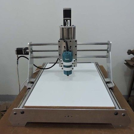 CNC Router - Kit Mecânico A6550 Hobby | ages in 2019 | Cnc