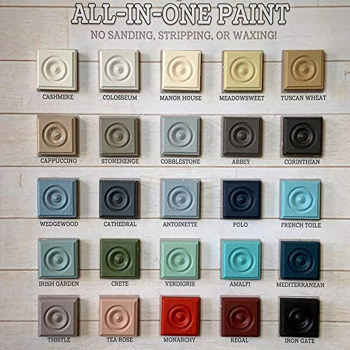 Abbey Heritage Collection All In One Chalk Style Paint No Wax 32oz Amaz Heirloom Traditions Paint Heirloom Traditions Chalk Paint Heirloom Traditions
