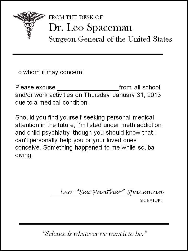 fake doctors note template 27 free word pot pdf documents