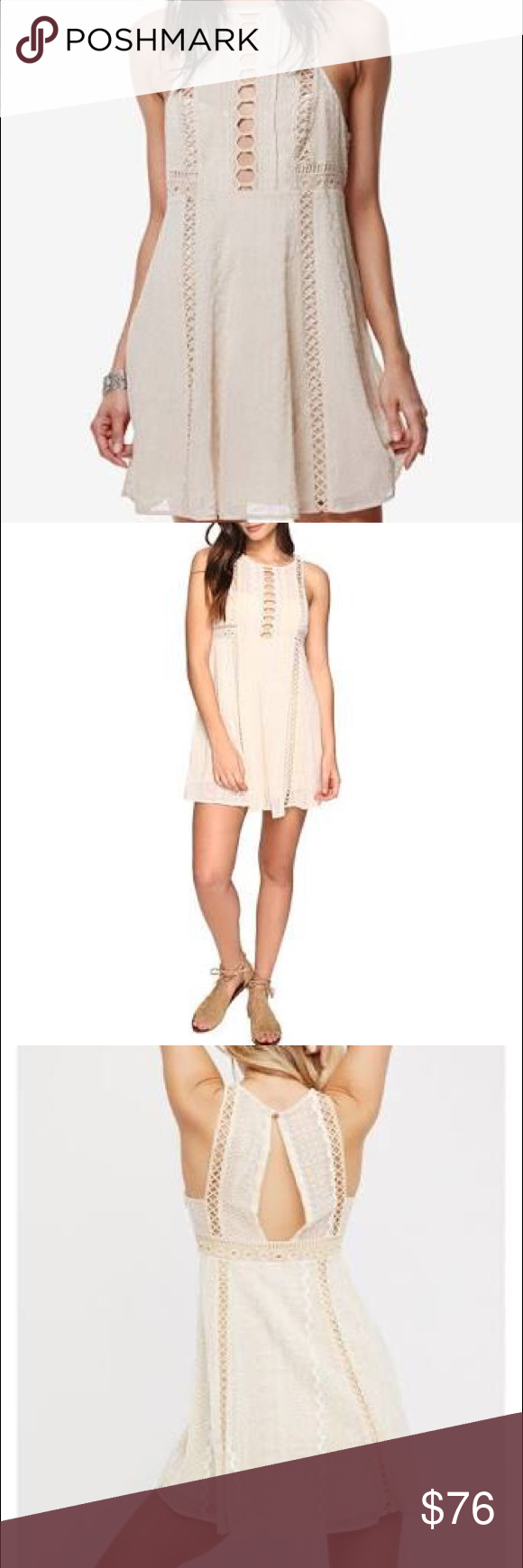 Free people summer dress Absolutely light and gorgeous dress ready for a beach or pool party! Free People Dresses Mini