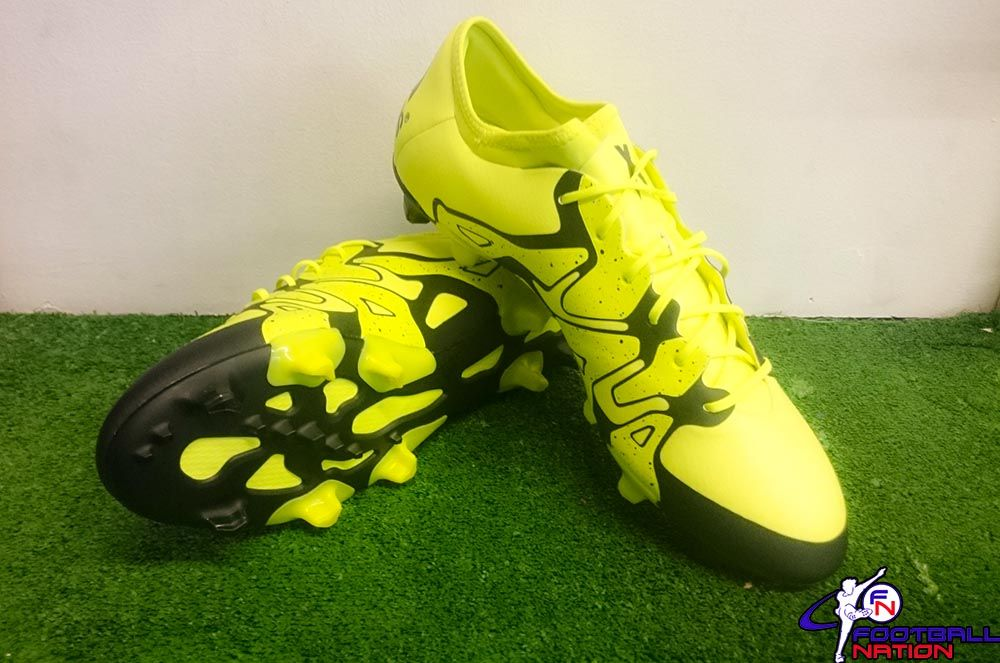 the best attitude 0c50e 430d1 Review: adidas X15.1 boots | Football Boots & Soccer Cleats ...