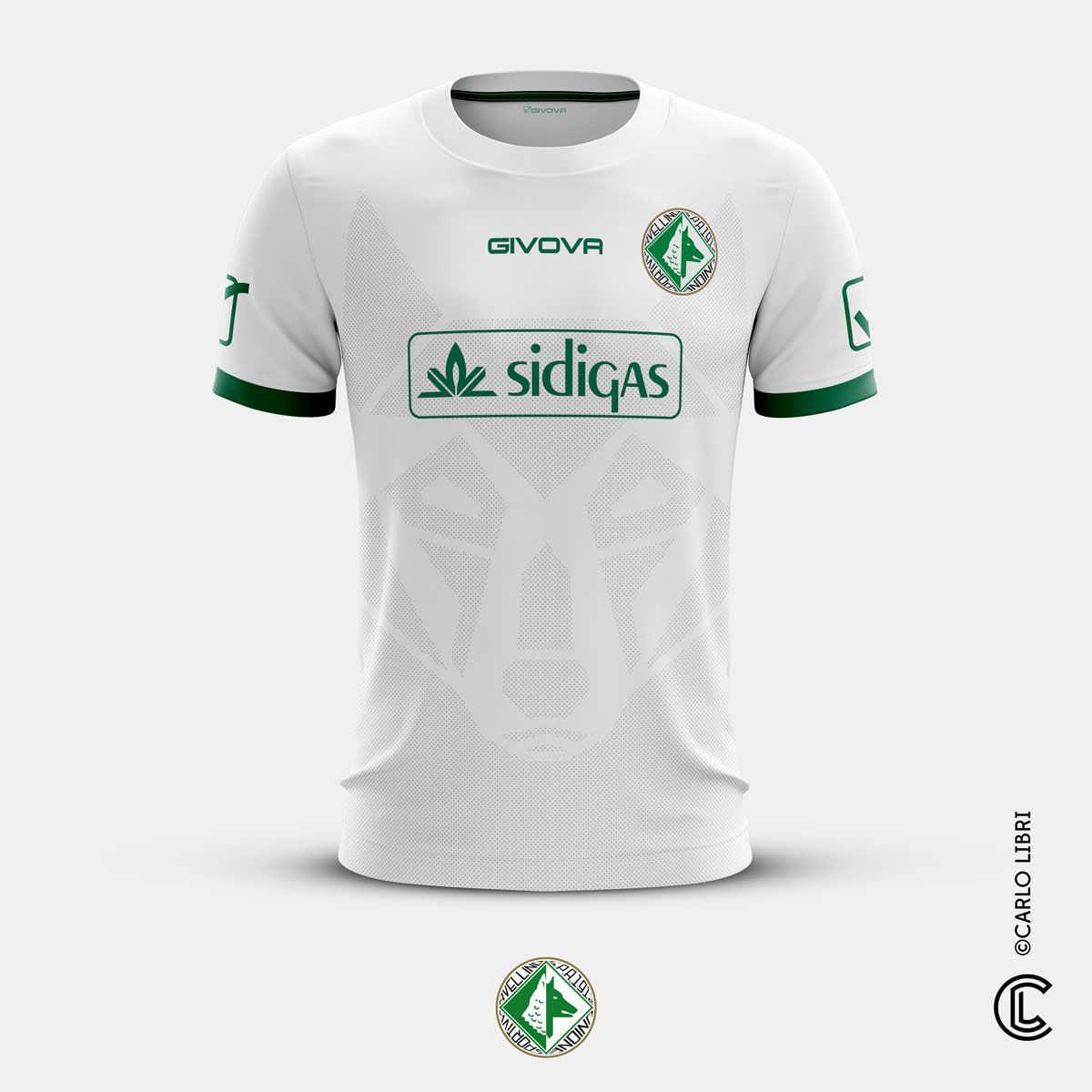 US Avellino 1912 - Kit Concept 2018 2019 on Behance  3437f098704a3