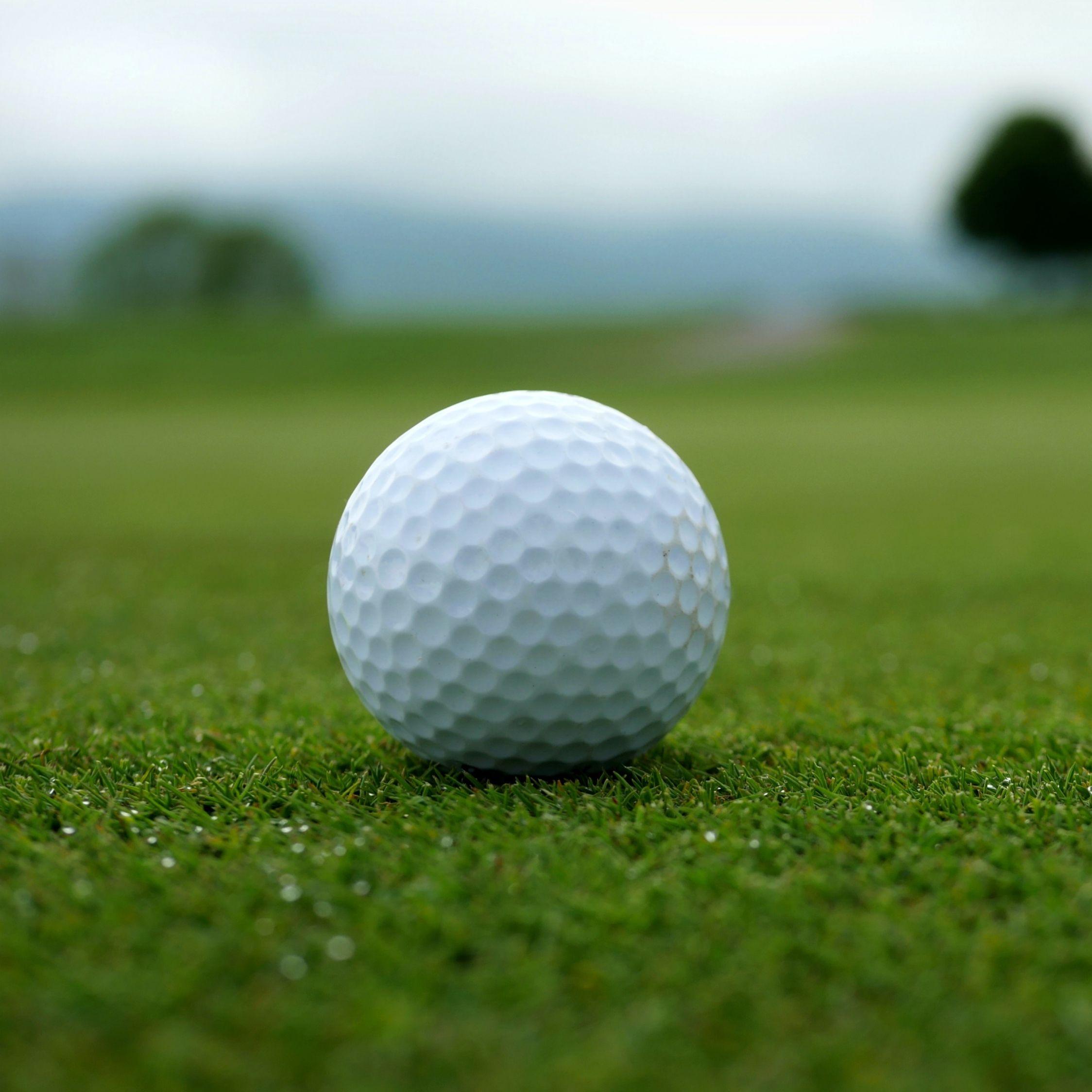 2248x2248 Golf Ball White Sports Wallpaper Golf Ball Sports Wallpapers Golf