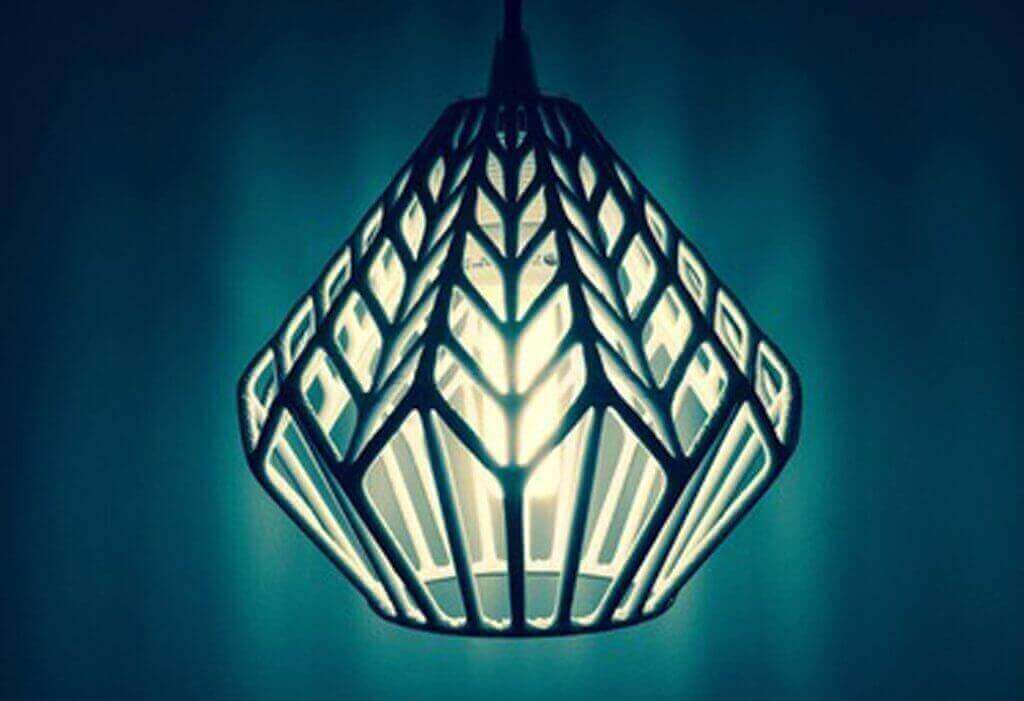 Image Of 3d Printed Lamp Shades To Diy Lux Lamp Lamp Constellation Lamp Stained Glass Lamps