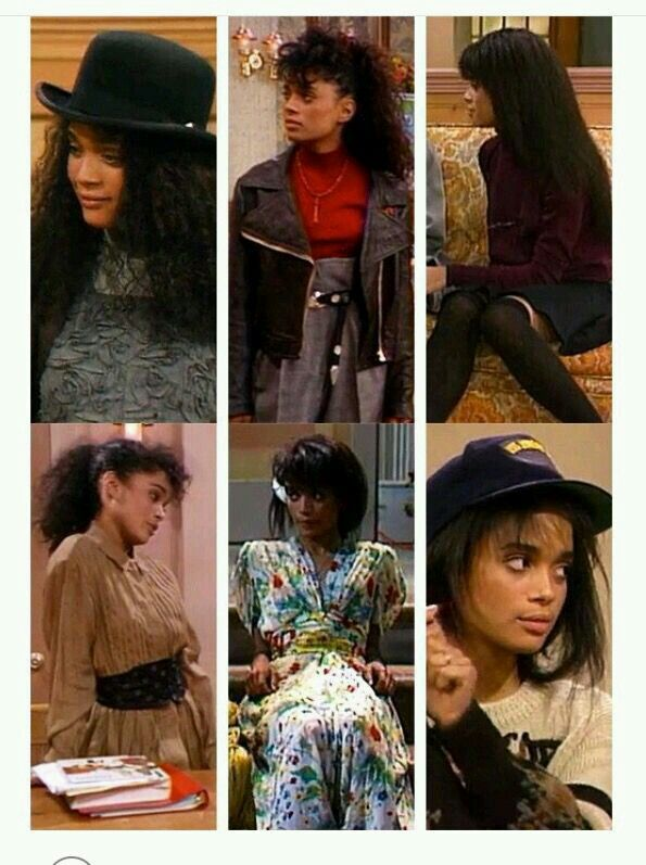 Denise-- a different world