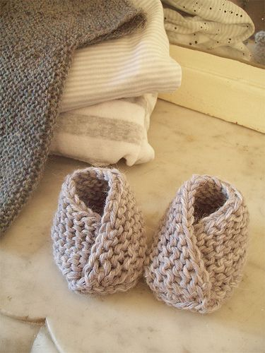 Chaussons Mignons Pattern By Pruline Knitting Pinterest Wraps