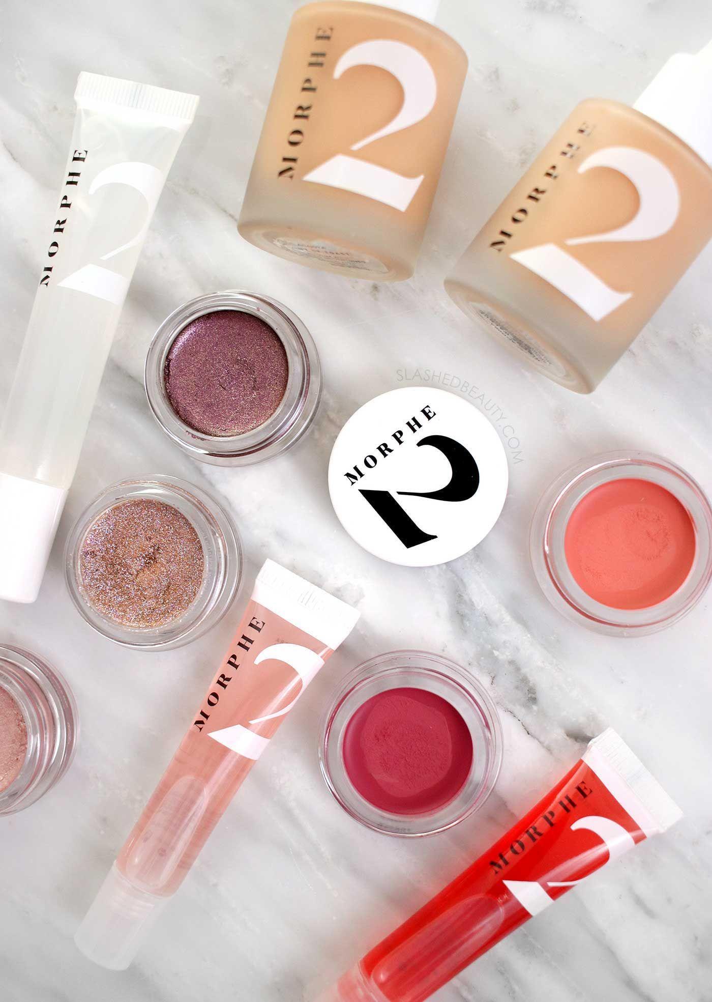 REVIEW: Morphe 2 Makeup Line on Combo Skin   Slashed Beauty