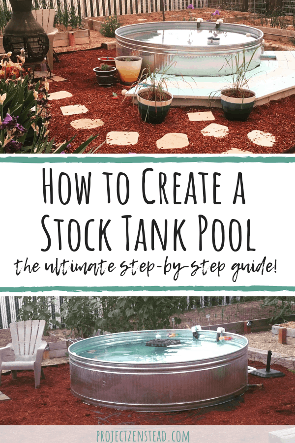 How to Create a DIY Stock Tank Pool: The Ultimate Guide images
