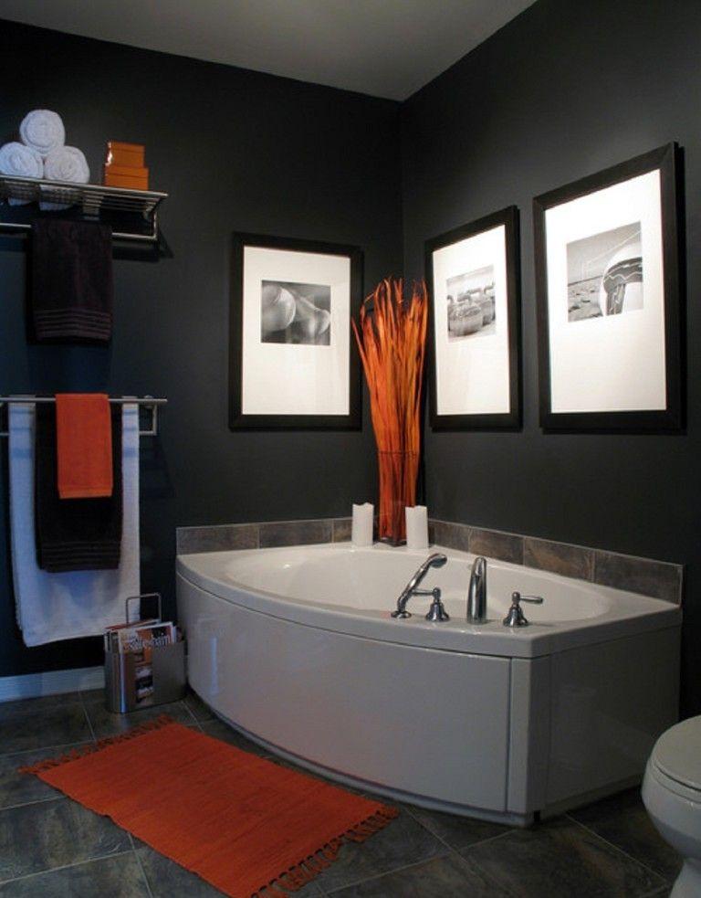 25 Best Bathroom Decor Ideas Mens Bathroom Decor Bathroom Color Schemes Bathroom Color