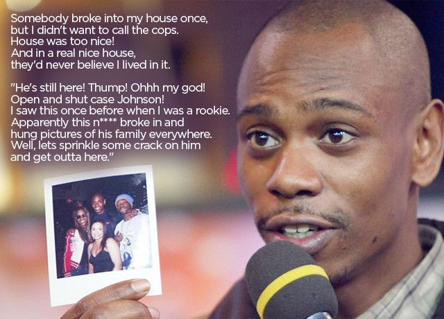 10 Of Dave Chappelle S Best Stand Up Jokes Dave Chappelle Dave Chappelle Quotes Best Stand Up