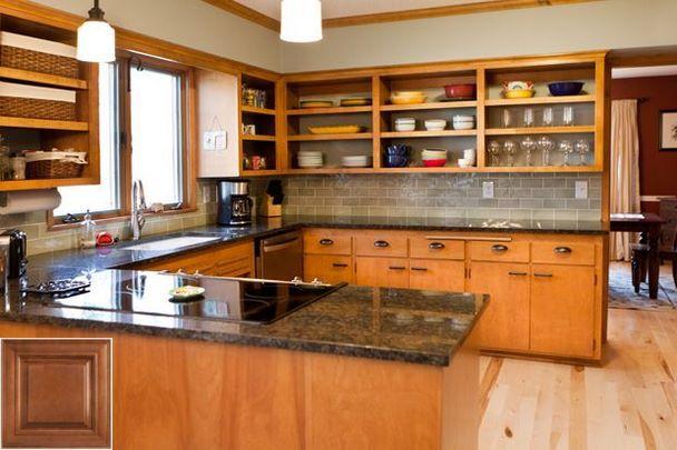 Small - oak cabinets kitchen for sale. #oakkitchencabinets ...