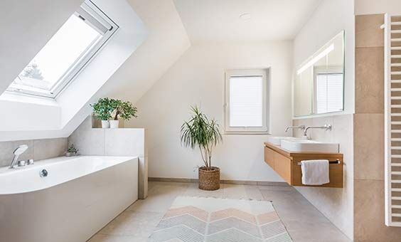 Creative Circle Timecard | Modernes badezimmer, Badezimmer ...