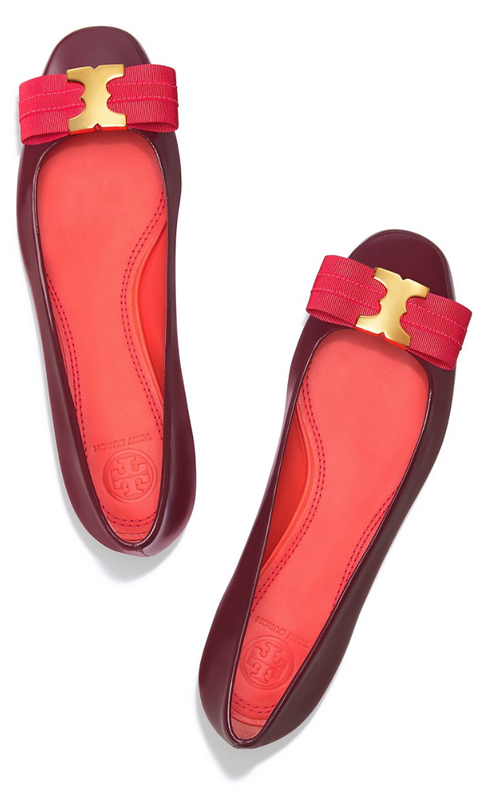 Dress shoes · Tory Burch Gemini Link Bow Flat
