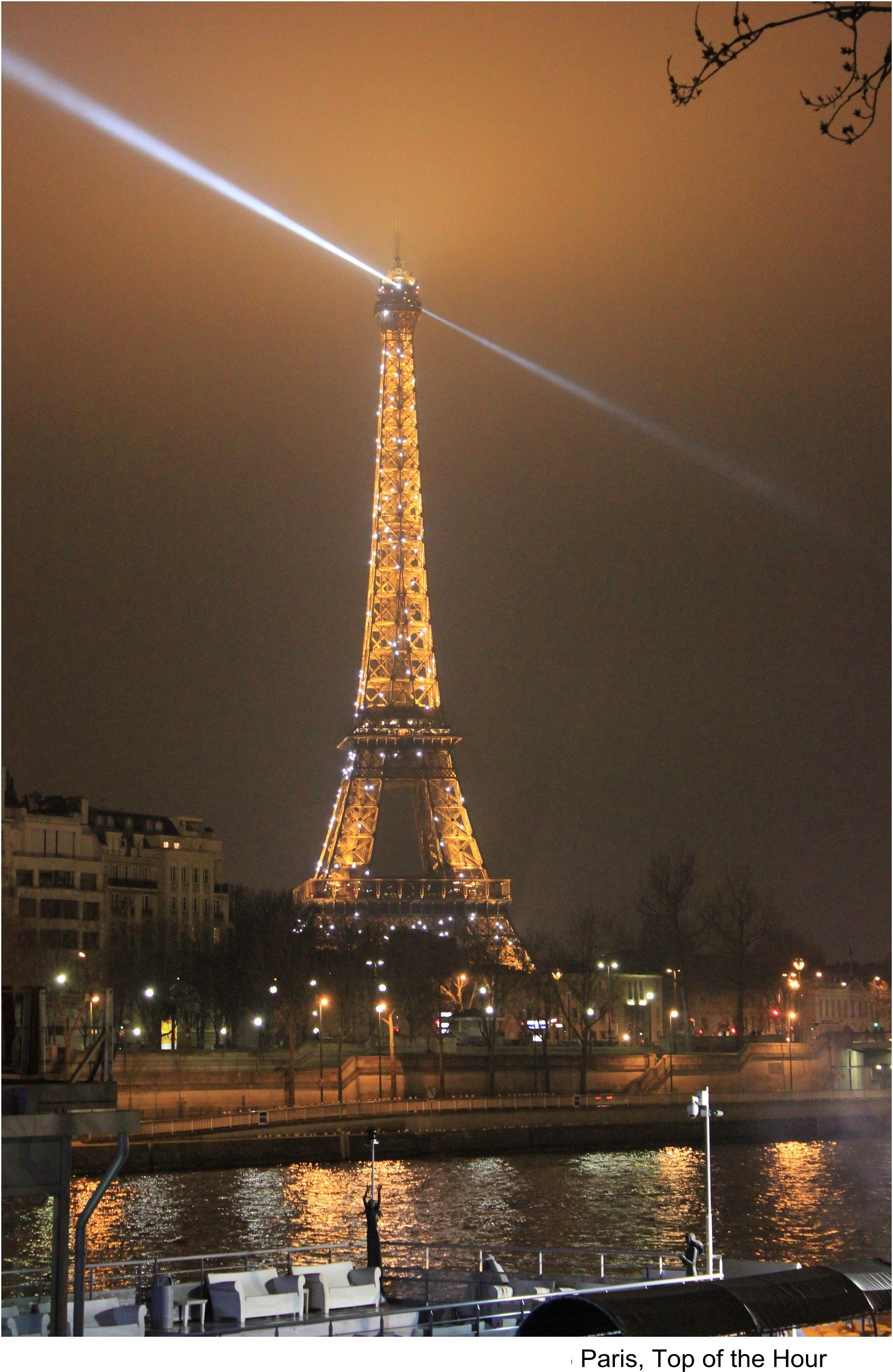The Eiffel Tower #ohtheplacesillgo