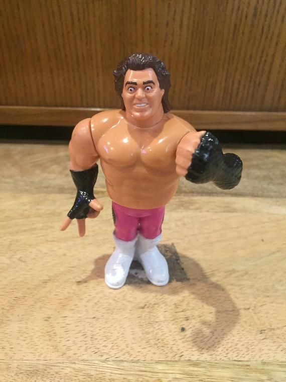 Hi Thank you for coming to my shop. Vintage 1990 WWF WWE Figure Brutus the Barber Beefcake Tag Team Figure - Vintage Titan Sports WWF FigureFigure is in loose played with condition. Please see photos for areas of wear. Please review photos and feel free to ask me any questions you might have. Item will be shipped in 1 business day. Thanks for Stopping by and be sure to check out my other ads!