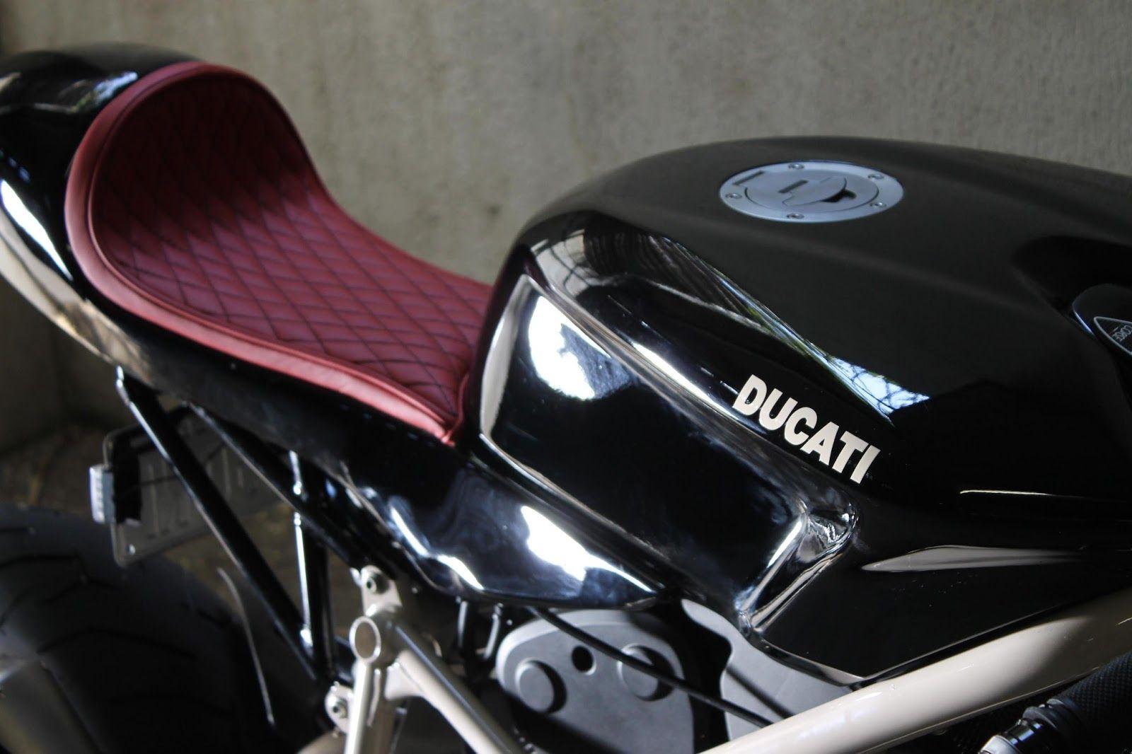 1098 Cafe Racer - RocketGarage - Cafe Racer Magazine