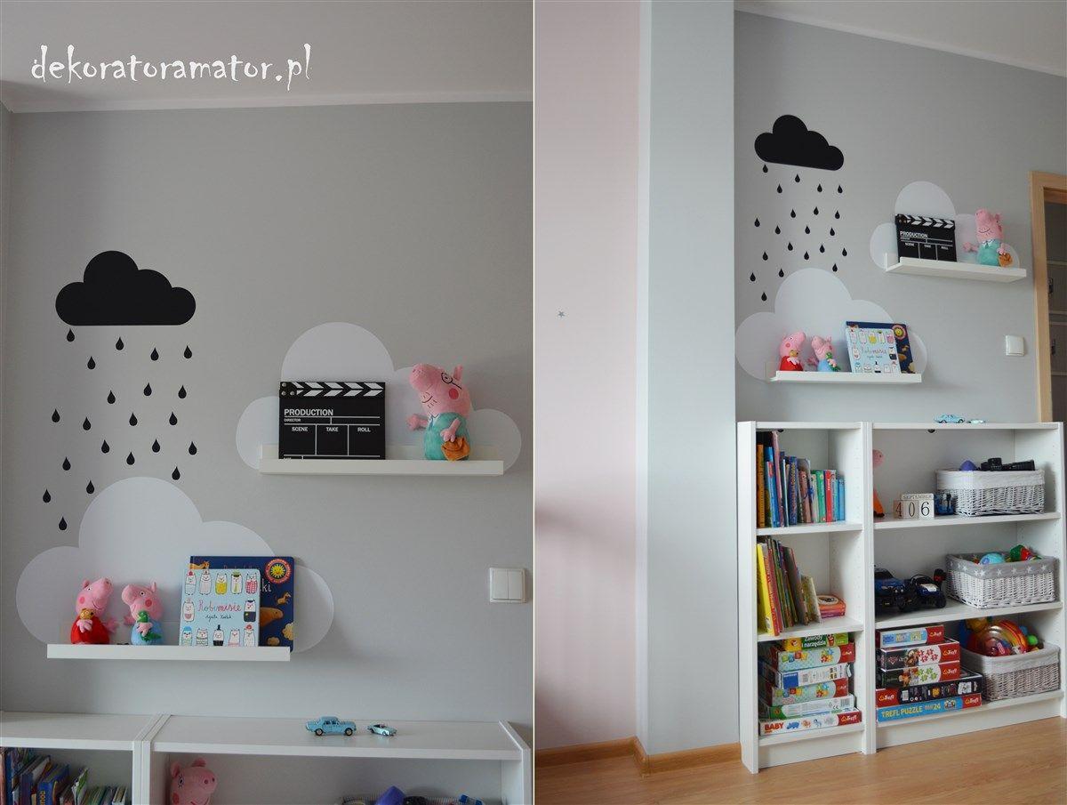 pokój rodzeństwa, kidsroom, pokój dziecięcy, pokój dziecka, ikea, styl… | Детские комнаты ...