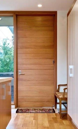 Paneled Interior Or Exterior Eto Door Gorgeous Wood Designed Just