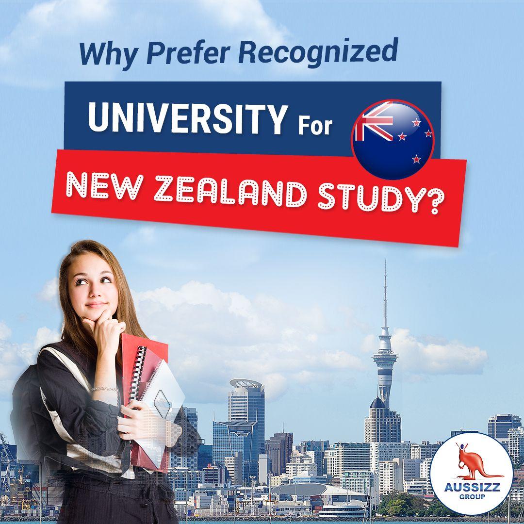 Join A Premier Institute For New Zealand Student Visa For Visa