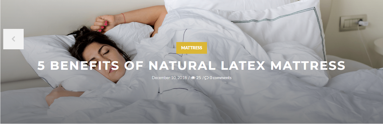 Pin On Best Latex Mattress In India