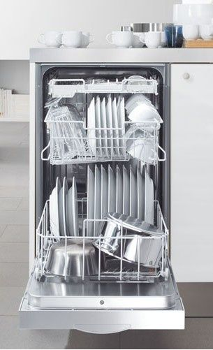 G4500sci Miele Futura Dimension Integrated Slimline Dishwasher With Cutlery Tray And Stainless Steel Control Panel Custom