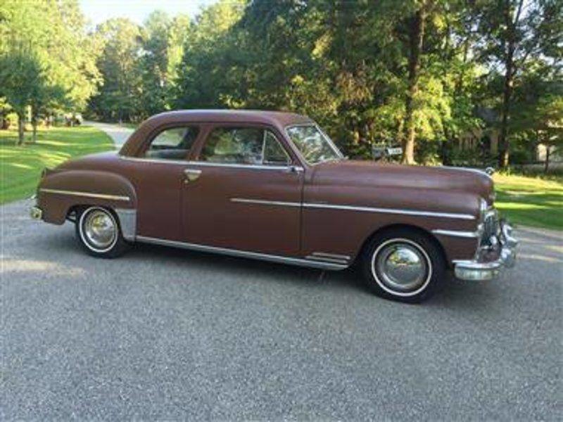1949 Desoto Custom (AL) - $16,500 Please call Clay @ 205-292-7066 to ...