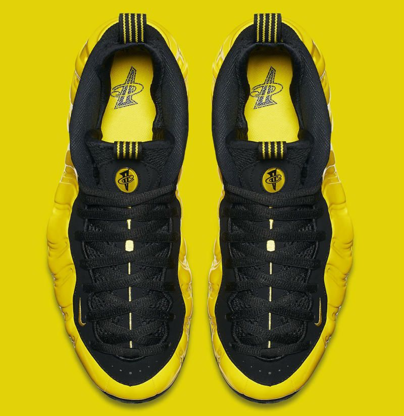 04f8c6dfefc84 Nike Air Foamposite One Wu Tang size 15. Optic Yellow Black. 314996-701.