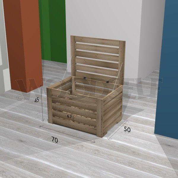 Toy Box Woodworking Plan Make It Brodie Please