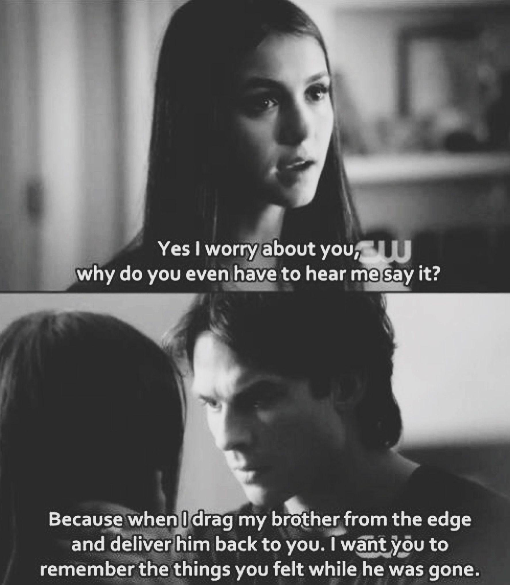 Quotes From Vampire Diaries Vampire Diaries S3 E2  The Vampire Diaries  Pinterest