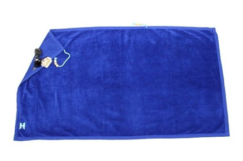 Sea Collection Beach Towel – Blue String