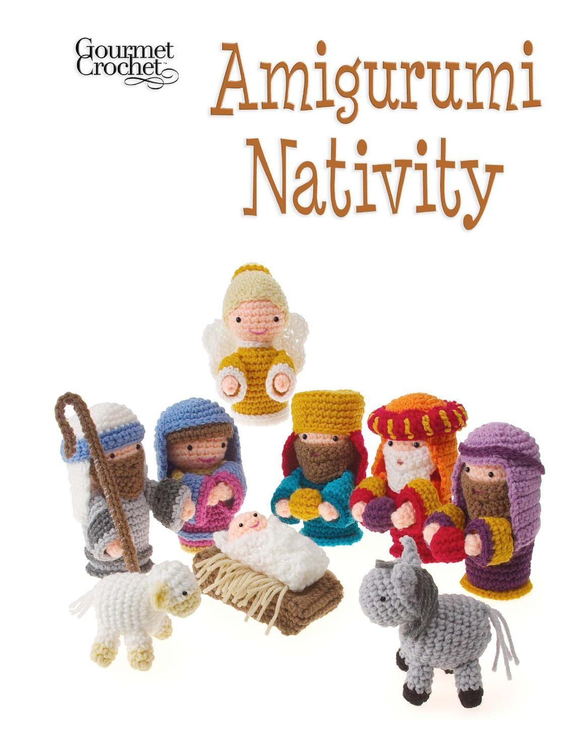 nacimiento crochet   Crochet e-magazines & books   Pinterest ...
