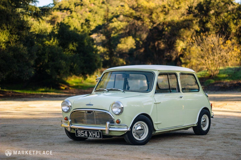 1964 Austin Mini Cooper S 40 000 Mini Cooper Mini Cooper S Mini Morris