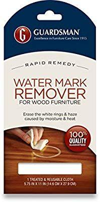 Amazon Com Guardsman Water Mark Remover Cloth Erase