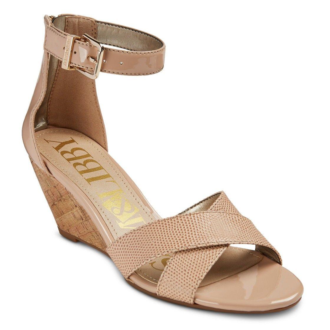 Inspirational Gold Sandals at Target