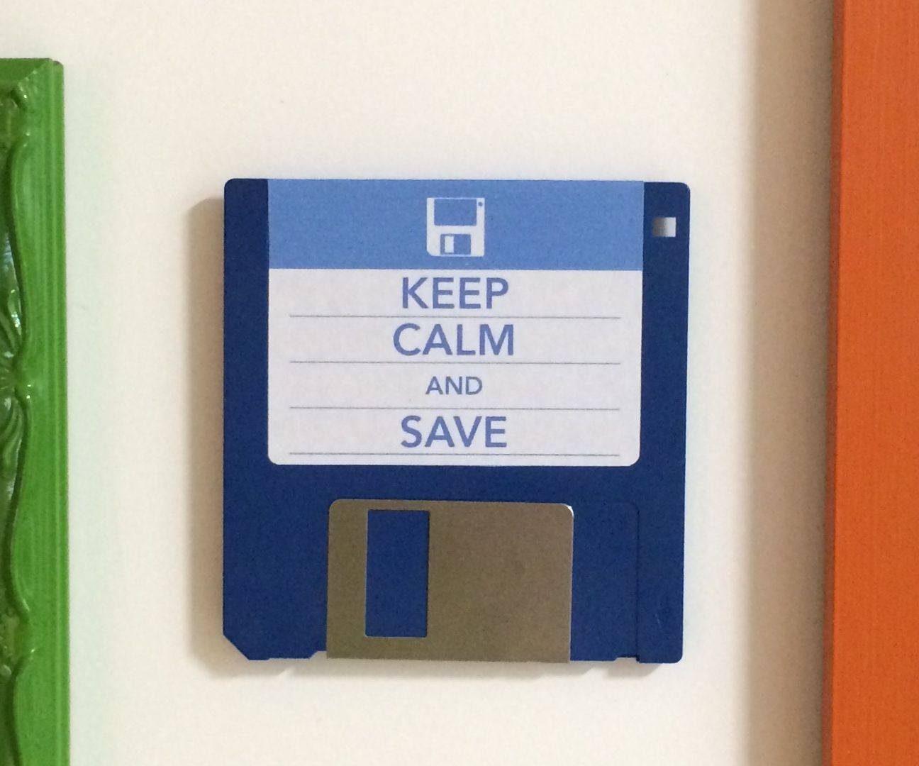 Crafts from floppy disks 5