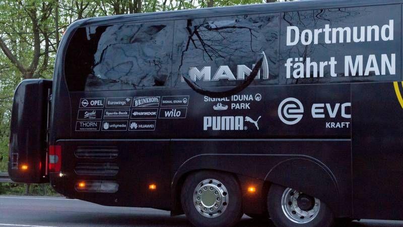 Brieven bij aanslag Dortmund-bus zijn 'atypisch', maar 'niet vreemd' | NOS