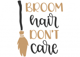 Broom Hair Don T Care Svg Free Files Svg Files For Cricut Free Svg