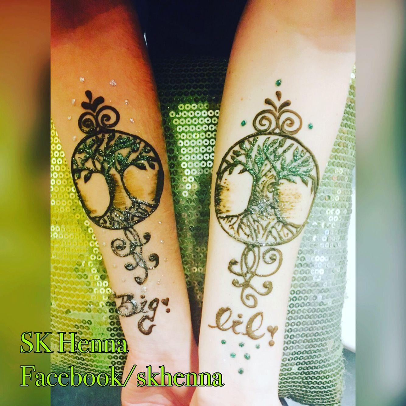 Sk Henna Tree Of Life Design Sk Henna Designs Pinterest Henna
