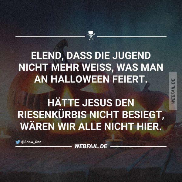 Böse Halloween Sprüche